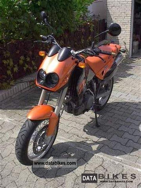 Ktm 640e 2003 Ktm Duke 640e Last Edition 1998 No 182 Of 400