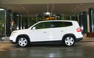2012 Chevrolet Orlando Chevrolet Orlando 2012 Widescreen Car Photo 5 Of