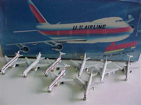 Pesawat Displey Die Cast plane mini die cast pull back jumbo x 12 pcs pbjumb orchard grove pty ltd