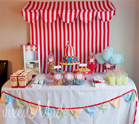 Circus Baby Shower Ideas by Vixenmade The Circus