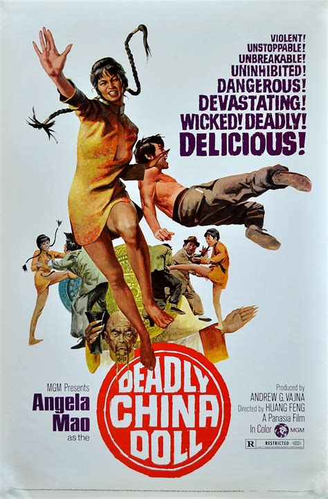 china doll 1975 deadly china doll 1973 amazing posters