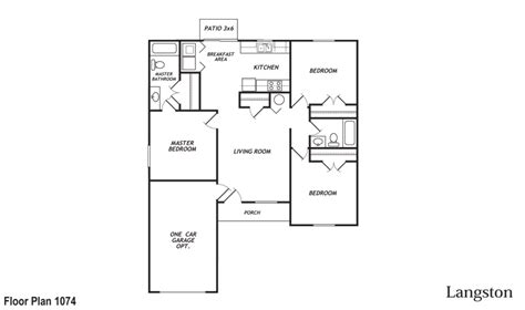 split bedroom floor plan split bedroom floor plans split bedroom floor plan split bedrooms and open floor plan