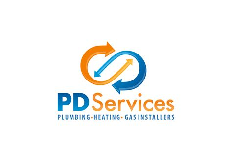 Plumbing And Heating Logos by Plumbing And Heating Company Logo Design Experts 100