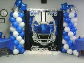 Dallas Cowboys Favors by Dallas Cowboy Bday America S Team