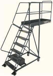 Rolling Stair by Cantilever Rolling Ladder Cantilever Platform Ladder