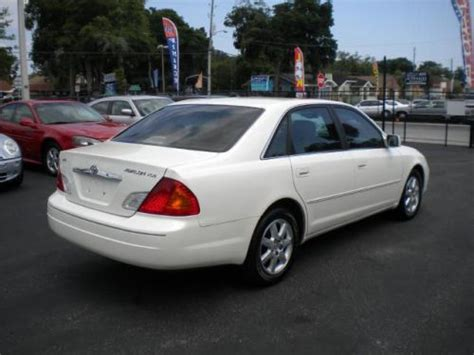 sell used 2001 toyota avalon xls in 5702 n florida ave ta florida united states for us