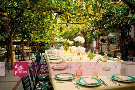 capri   da paolino restaurant   Italian Event Planners