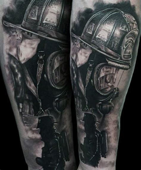 firefighter tattoos for men 50 firefighter tattoos for masculine fireman ideas