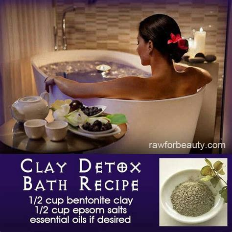 Living Clay Detox Bath by Clay Detox Bath Balneotherapy