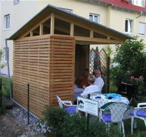 gartenpavillon modern modern