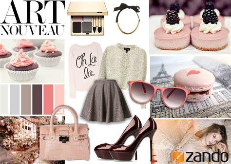 fashion design mood board pretty in pink art nouveau fashion mood board mood