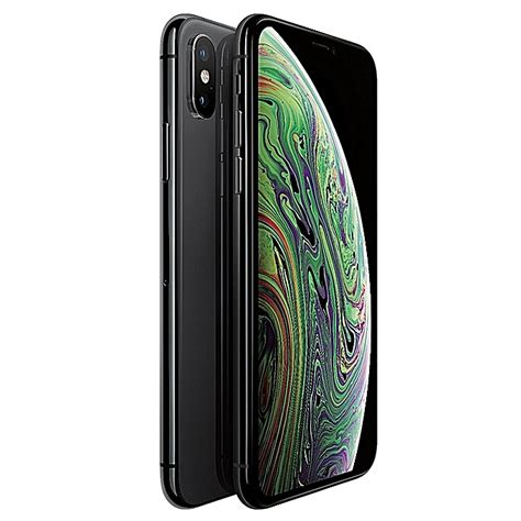 apple apple iphone xs max 6 5 quot 4gb ram 256gb 12mp space grey jumia uganda