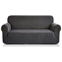 housse canapé 2 places avec accoudoirs amazon fr housse de canape 3 places avec accoudoirs