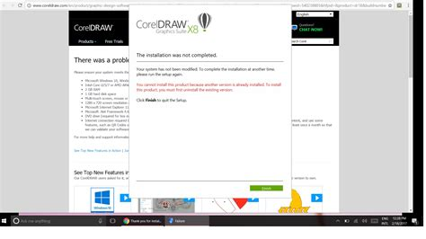 corel draw x4 uninstall tool install coreldraw x4 on windows 10