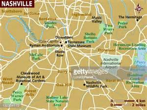 map of nashville stock illustration getty images