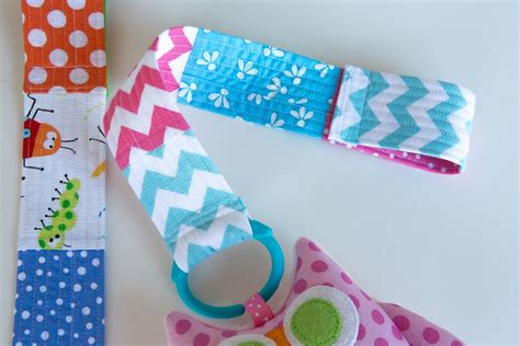 Patchwork Toys - quilted patchwork leash
