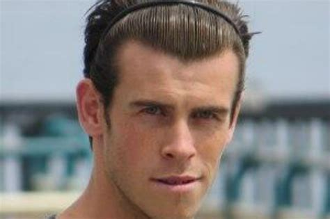 gareth bale long hair how to style hair like gareth bale dinzie