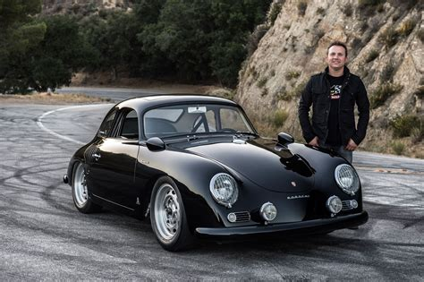 Vintage Porsche by How Emory Porsche Customizes Vintage Porsche