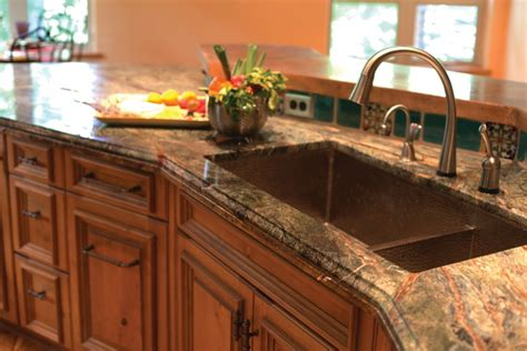 Pros And Cons Of Countertops by The Pros Cons Of Granite Countertops Kitchen Remodel Tips