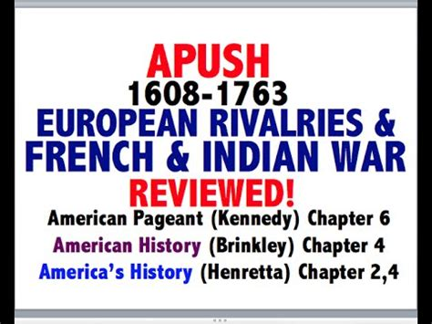 apush american history chapter 9 review american pageant chapter 8 apush review doovi