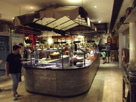 buffet au restaurant picture of hotel quot bell rock quot europa