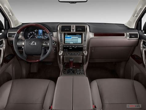 2010 lexus gx 460 interior 2010 lexus gx prices reviews and pictures u s news