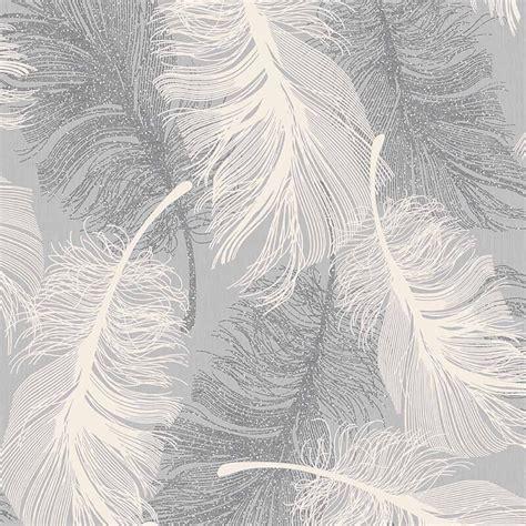 grey glitter wallpaper uk coloroll feathers glitter wallpaper in dappled grey m0923