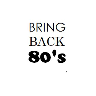 how to a to bring the back bring back 80s bringback80