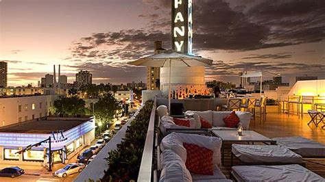 roof top bar miami spire bar lounge rooftop bar in miami therooftopguide com