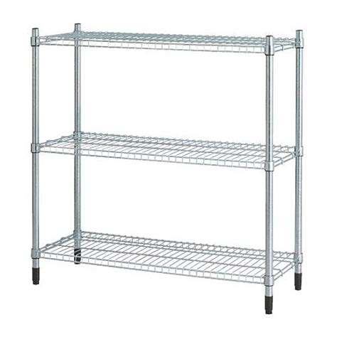 etagere gestell omar shelf unit ikea