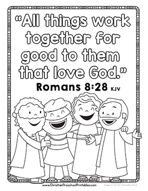 joseph forgives his brothers coloring page coloring pages