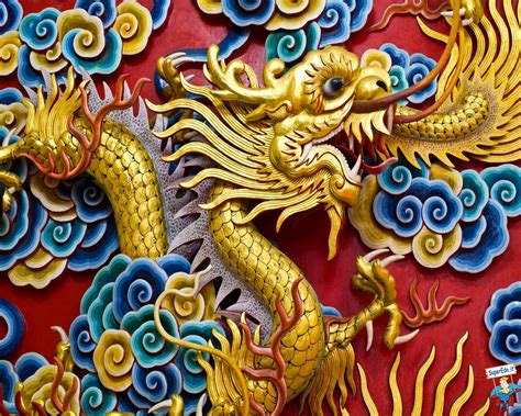 Sfondi Dragone Cinese ? Sfondi in alta definizione (HD)