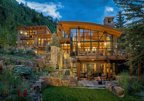 trends in architecture emerging trends in mountain residential architecture