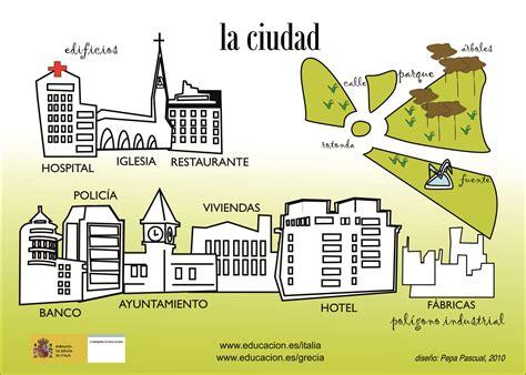 la ciudad y los material did 225 ctico consejerias exteriores ministerio de educaci 243 n cultura y deporte