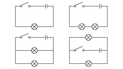 series test l circuit diagram excellent electrical circuits diagrams pictures