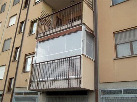 tende trasparenti per balconi foto tende veranda antivento per balconi particolari http