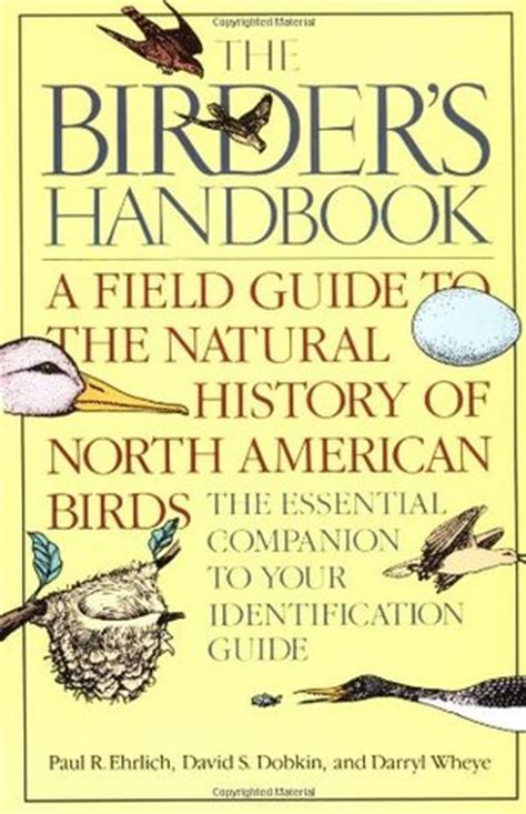 the energy field guide books birder s handbook a field guide to the history of