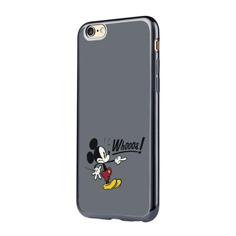 I Phone 7 Mickey Black tpu black para apple iphone 7 mickey mou