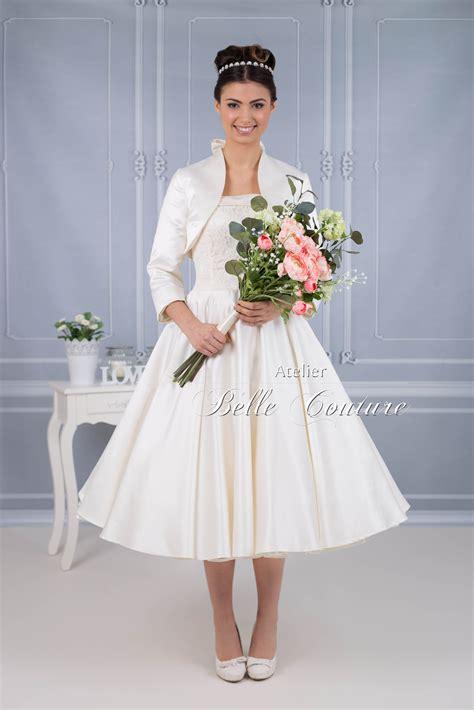 Brautkleider 50iger Jahre Stil by Atelier Couture 50er Jahre Brautkleid