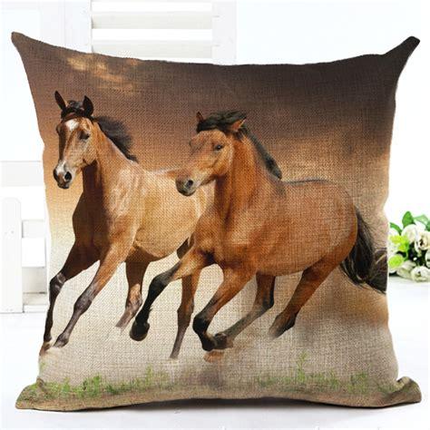 Horses Pillow by Get Cheap Pillow Aliexpress Alibaba