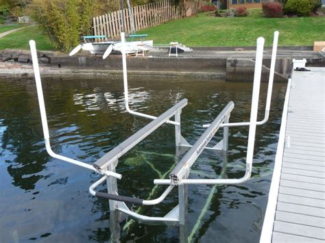 boat dock roller guides sunstream boat lifts 187 accessories