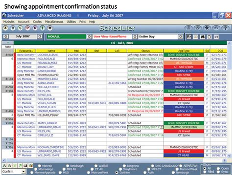 radiology information system medicsris workflow