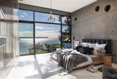 peek   luxurious oceanside house  west vancouver