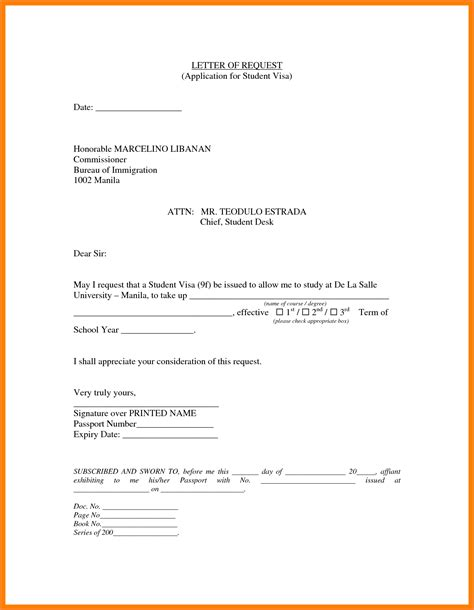 4 sponsor letter for student adjustment letter
