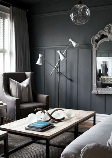 gray painted rooms lisa mende design my top 5 favorite charcoal gray paint
