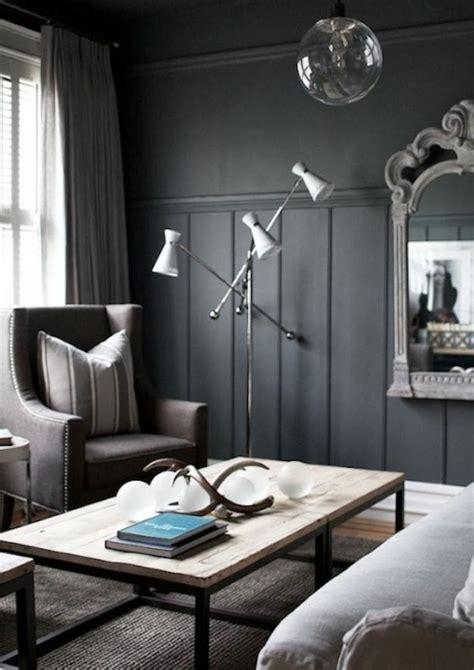 Lisa Mende Design: My Top 5 Favorite Charcoal Gray Paint Colors