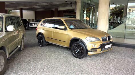 matte bmw x5 matte gold bmw x5 4 8i drive by