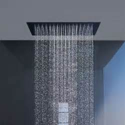 led dusche decke axor starck ceiling mount square shower 10625821 ybath