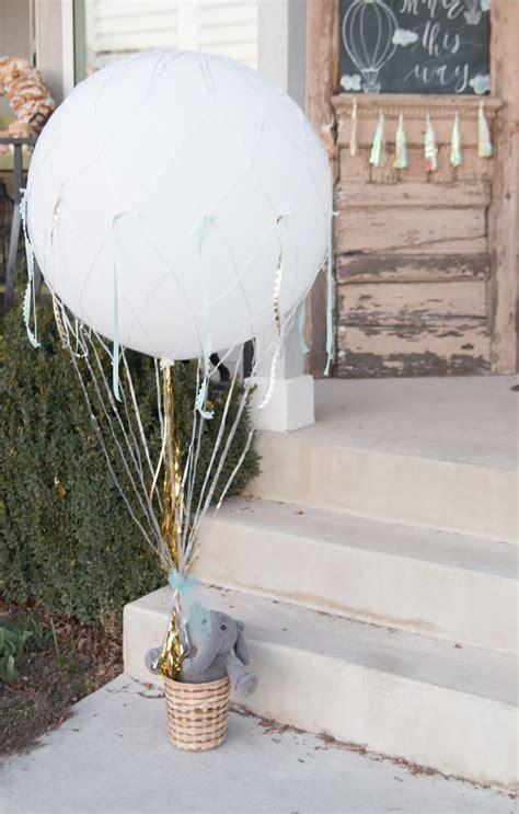 hot air balloon bathroom camilleiam