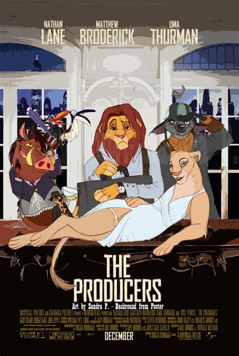 film producer lion the producers lion king style by roseandthorn on deviantart